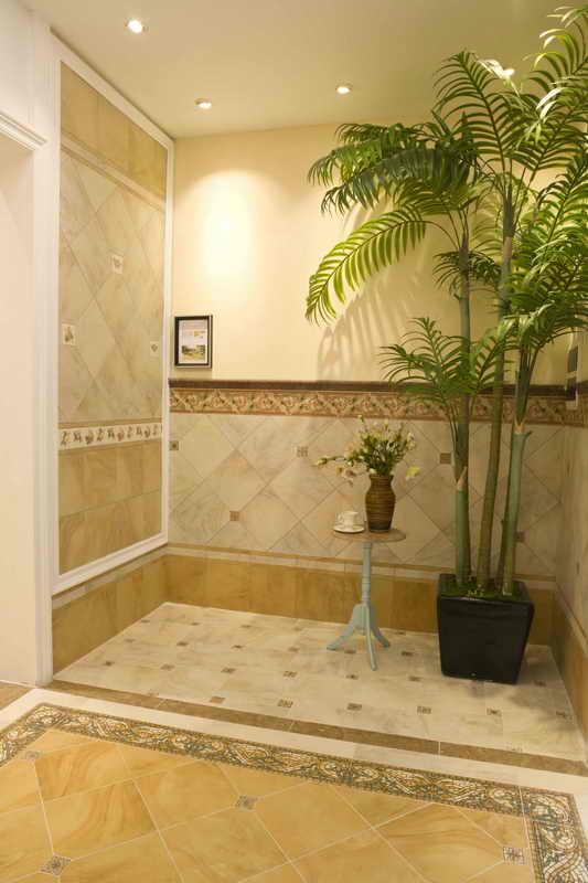 wet sanding marble tile