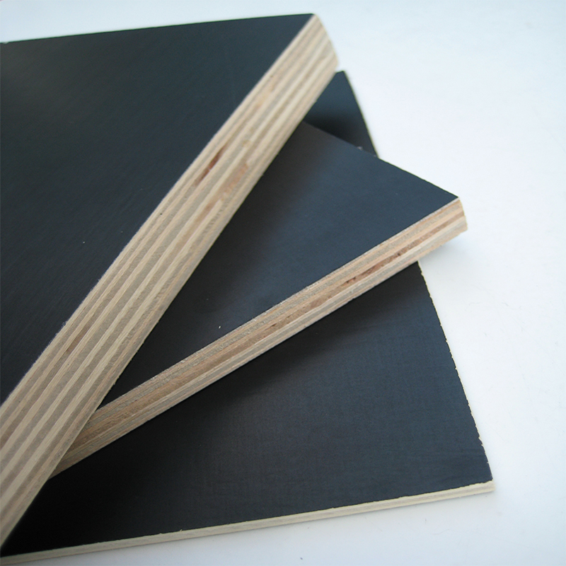 Film faced plywood construction purpose