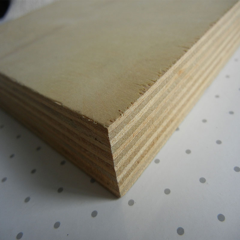Metal Faced Plywood ~ Commercial plywood full birch